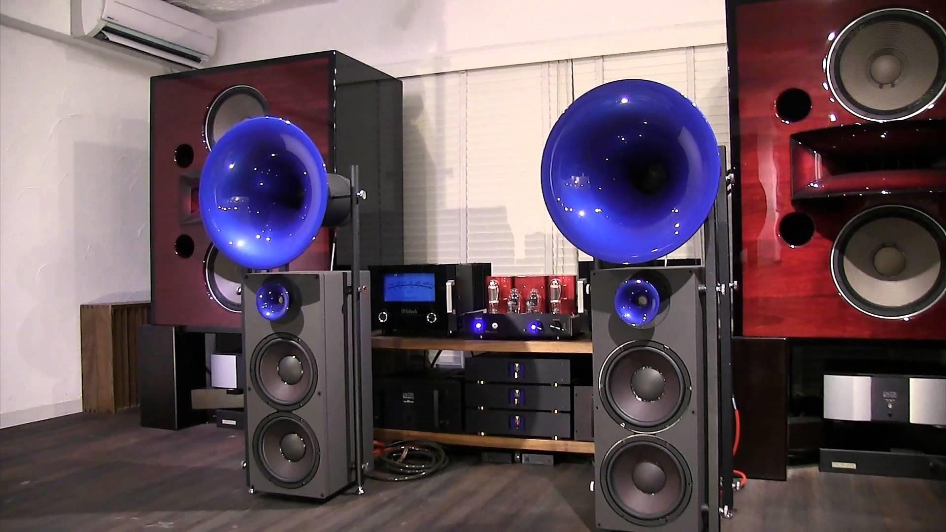 Домашняя аудиосистема своими руками