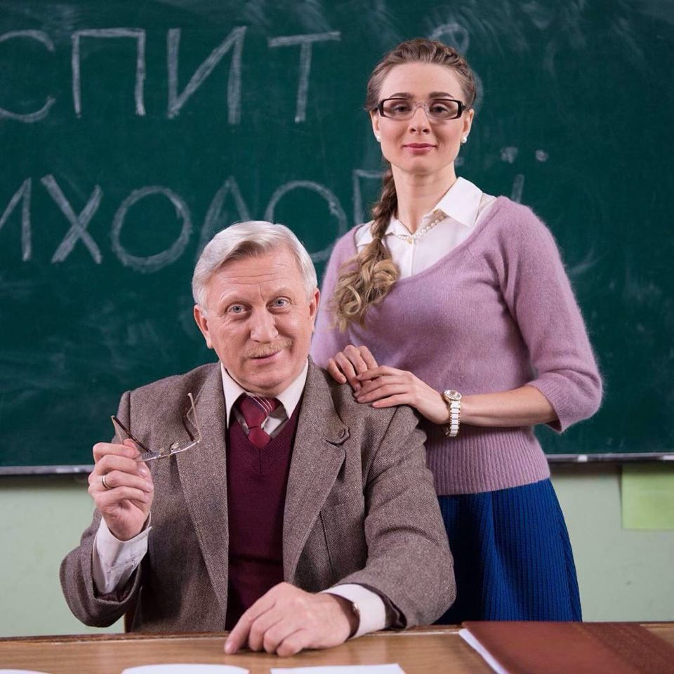 Ольга Жуковцова-Кияшко: «Люблю, когда меня организовывают»
